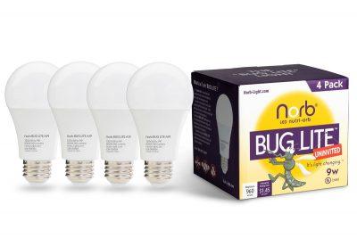 NorbBUGLITE 4-pack of bulbs
