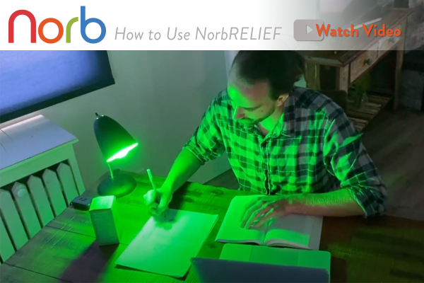 How To Use NorbRELIEF